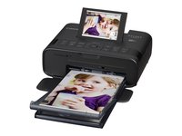 SELPHY Photo Printer CP-1300 Schwarz, Thermosublimation 300x300dpi, 10x15cm