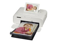 SELPHY Photo Printer CP-1300 Weiss, Thermosublimation 300x300dpi, 10x15cm